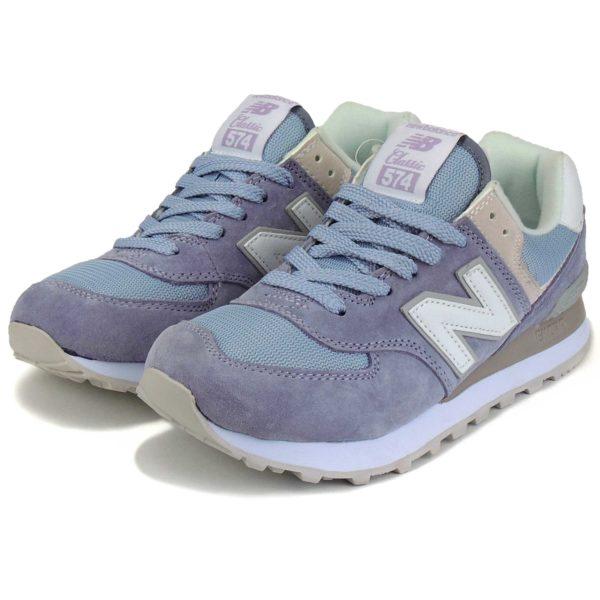 new balance 574 lilac wl574esv купить