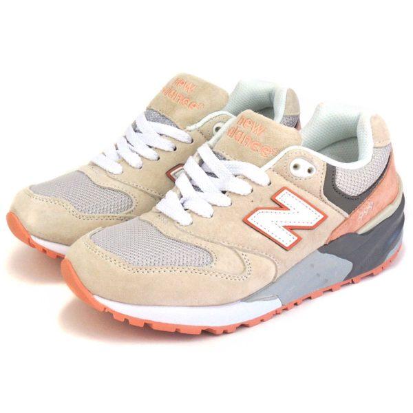 new balance 999 beige peach wl999rwbв купить