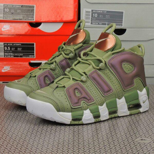 nike air more uptempo green917593_001 купить