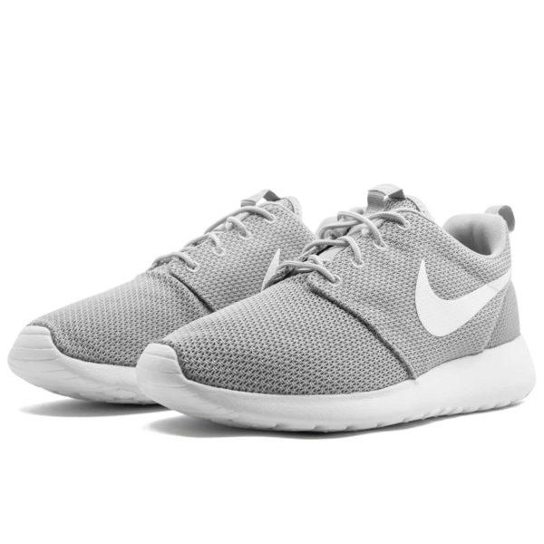 nike roshe one grey white 511881_023 купить