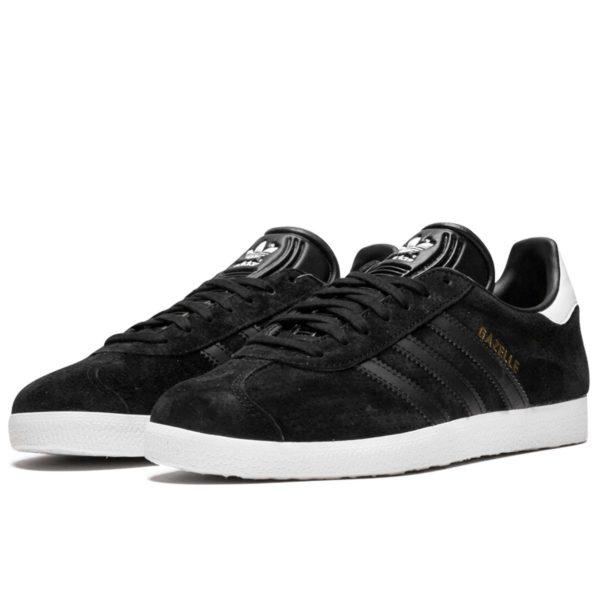 adidas gazelle all black cq2182 купить