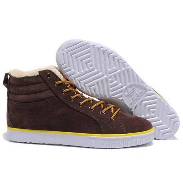 adidas ransom brown winter купить