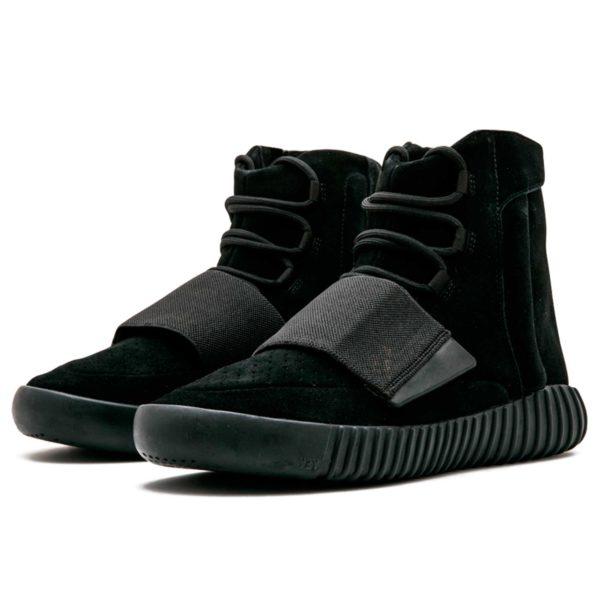 adidas yeezy boost 750 black b35309 купить