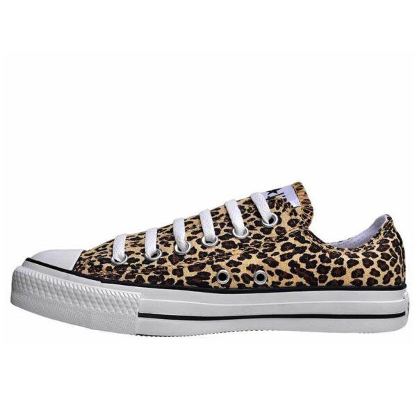 Converse Chuck Taylor All Star leopard купить