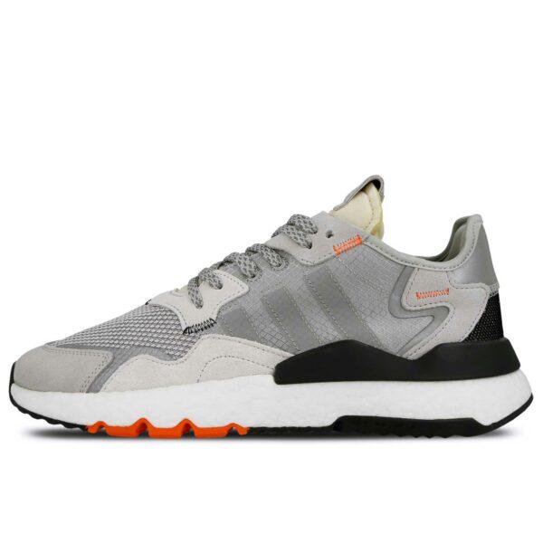 adidas nite jogger grey DB3361 купить
