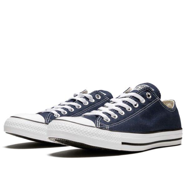 converse all star All Star dark blue OX M9697 интернет магазин