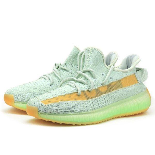 adidas yeezy boost 350 v2 light grey gris eg7491 купить