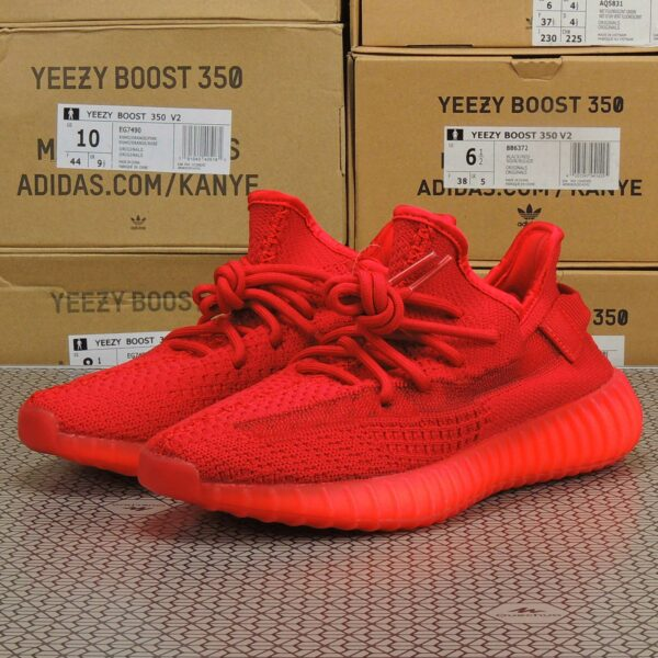 adidas yeezy boost 350 red