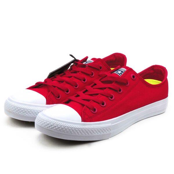 интернет магазин converse all star chuck taylor ll red white