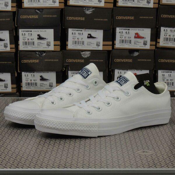 converse all star chuck taylor ll white 140985c купить