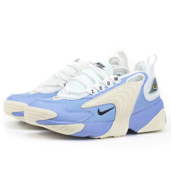 nike zoom 2k blue beige AO0354_400 купить