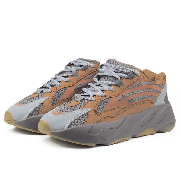 adidas yeezy boost 700 grey brown EF2833 интернет магазин
