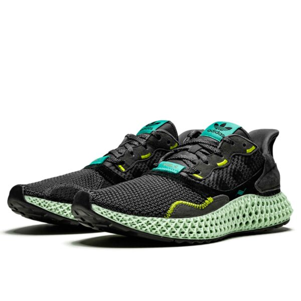 adidas zx 4000 4d carbon BD7865 интернет магазин
