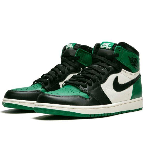nike air Jordan 1 retro high og pine green 555088_302 купить