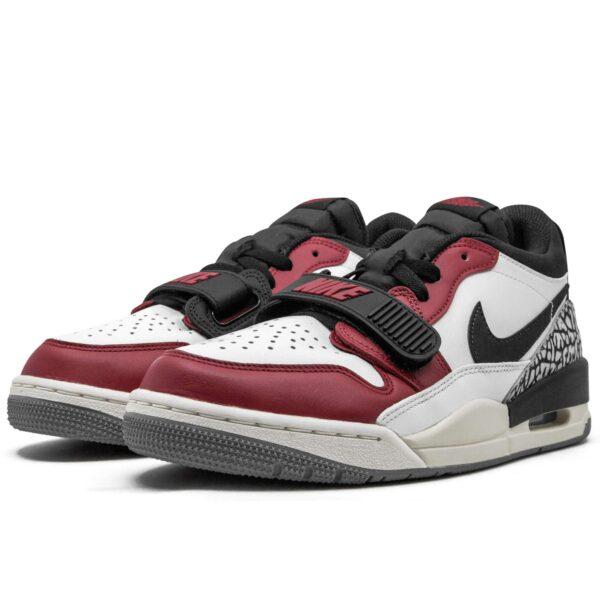 nike air Jordan legasy 312 red white CD7069_106 купить