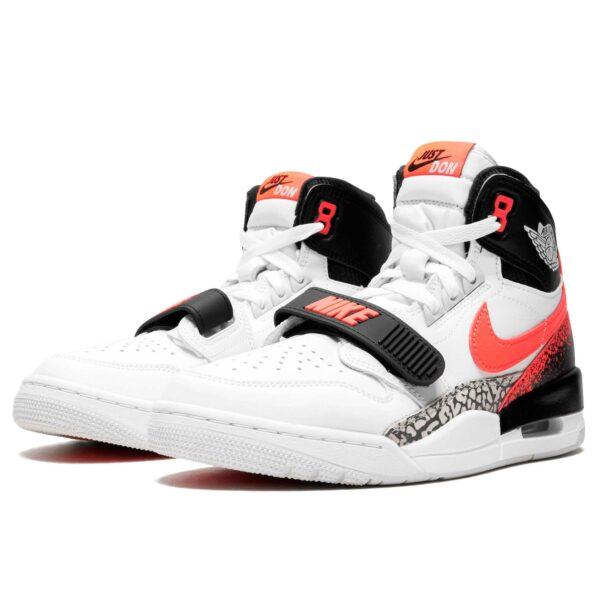 nike air Jordan legacy 312 nrg hot lava aq4160_108 купить