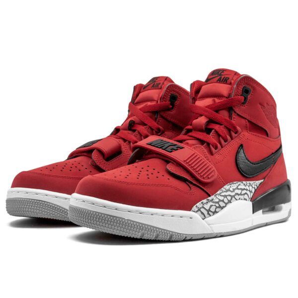 nike air Jordan legacy 312 red AV3922_601 купить