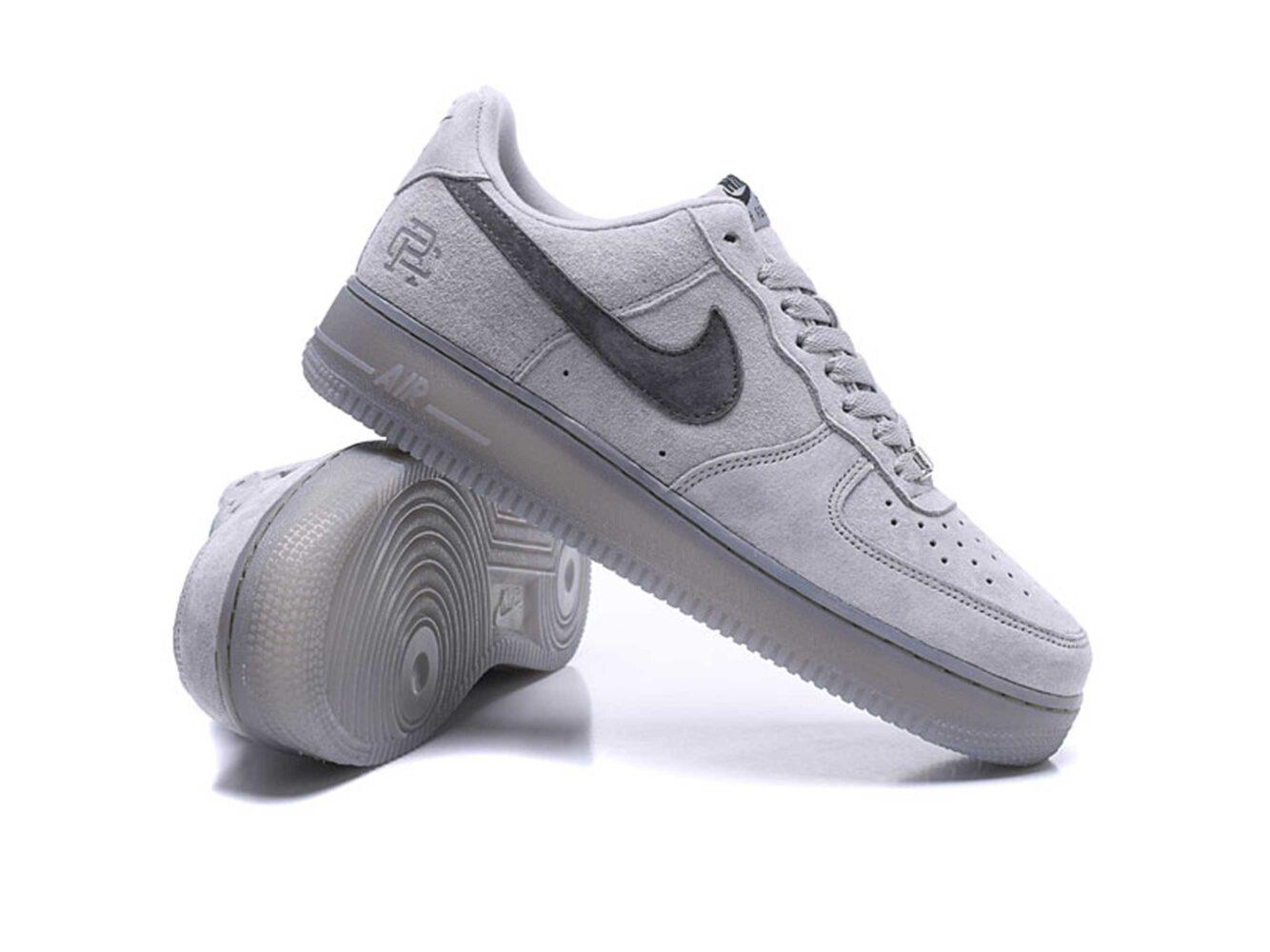 nike air force 1 low grey x Reigning Champ купить