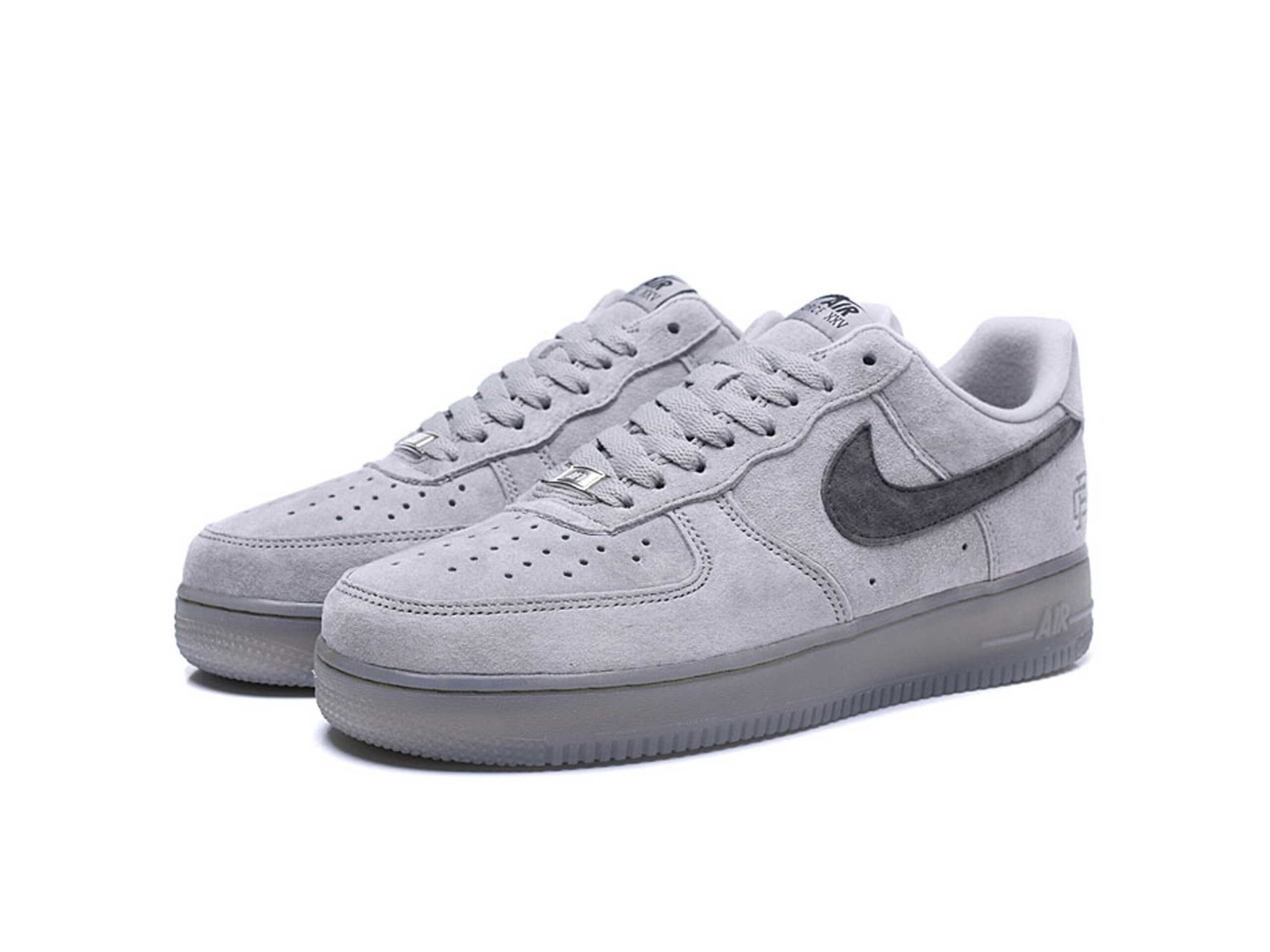 nike air force 1 low grey x Reigning