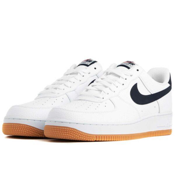 nike air force 1 low white gum CI0057_100 купить