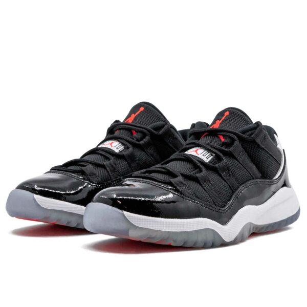 Nike air Jordan 11 retro low bp infared 23 505835_023 садовод