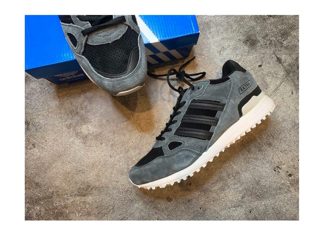 adidas zx 750 grey купить