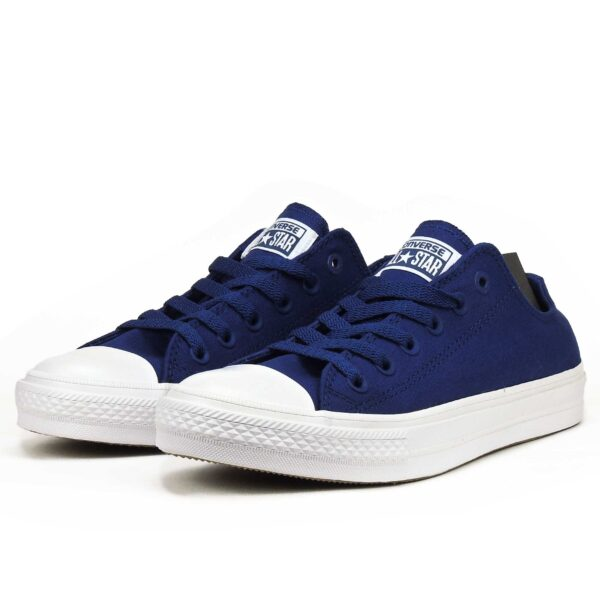 converse chuck taylor 2 ox blue 150152C купить