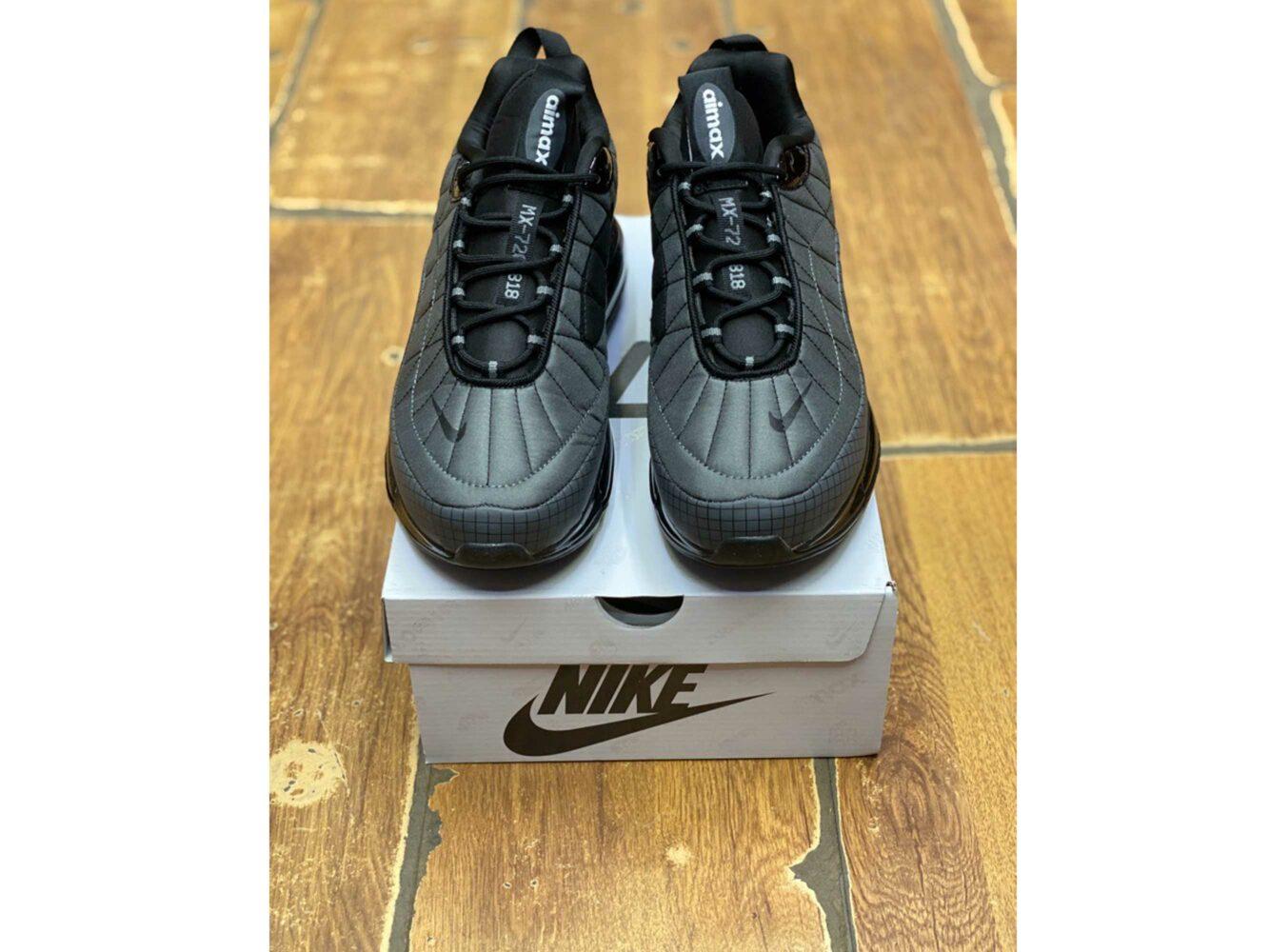 nike air max 720-818 grey купить