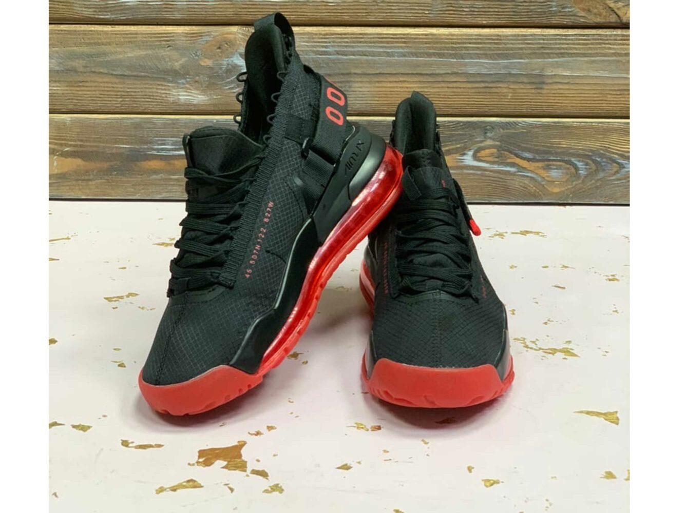 Jordan proto max 720 black red BQ6623_006 купить