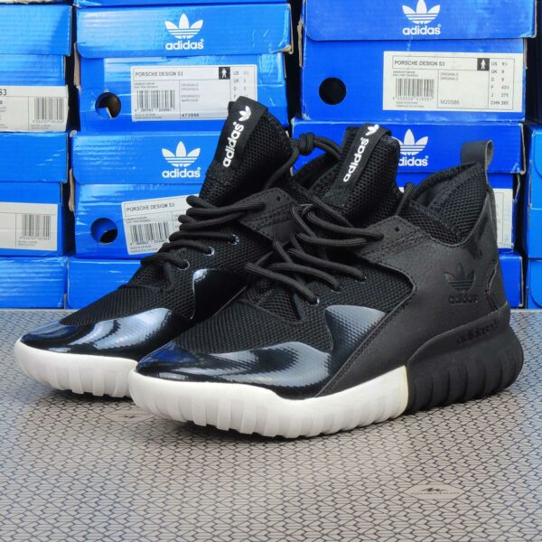adidas tubular x black купить