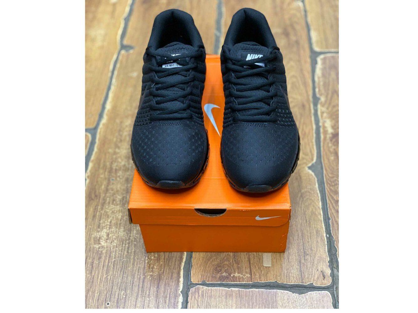 nike air max 2017 black 849559_004 купить