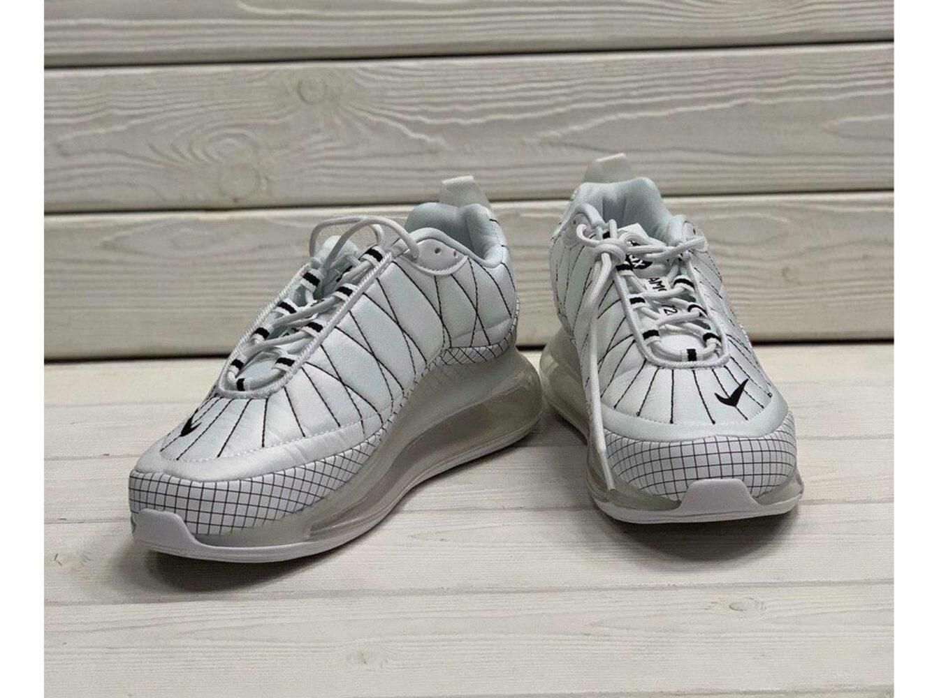 nike air max 720-818 white купить