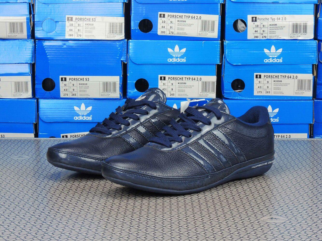 adidas porsche design S3 blue G19656 купить