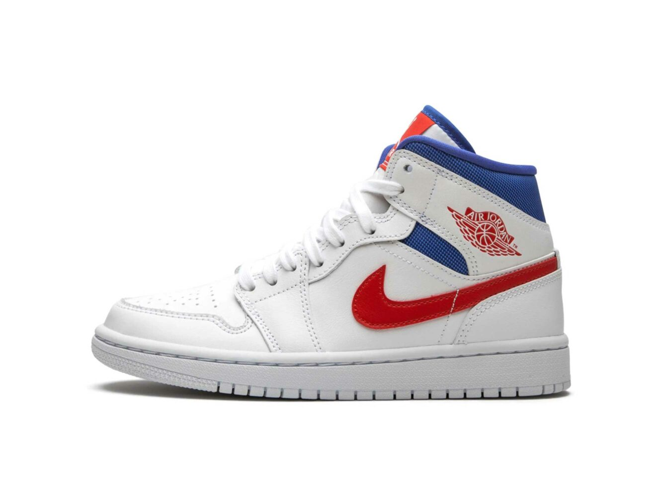 nike air Jordan 1 mid USA BQ6472_164 купить