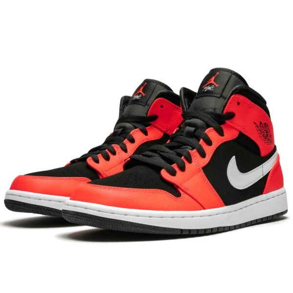 nike air Jordan 1 mid infrared 23 554724_061 купить