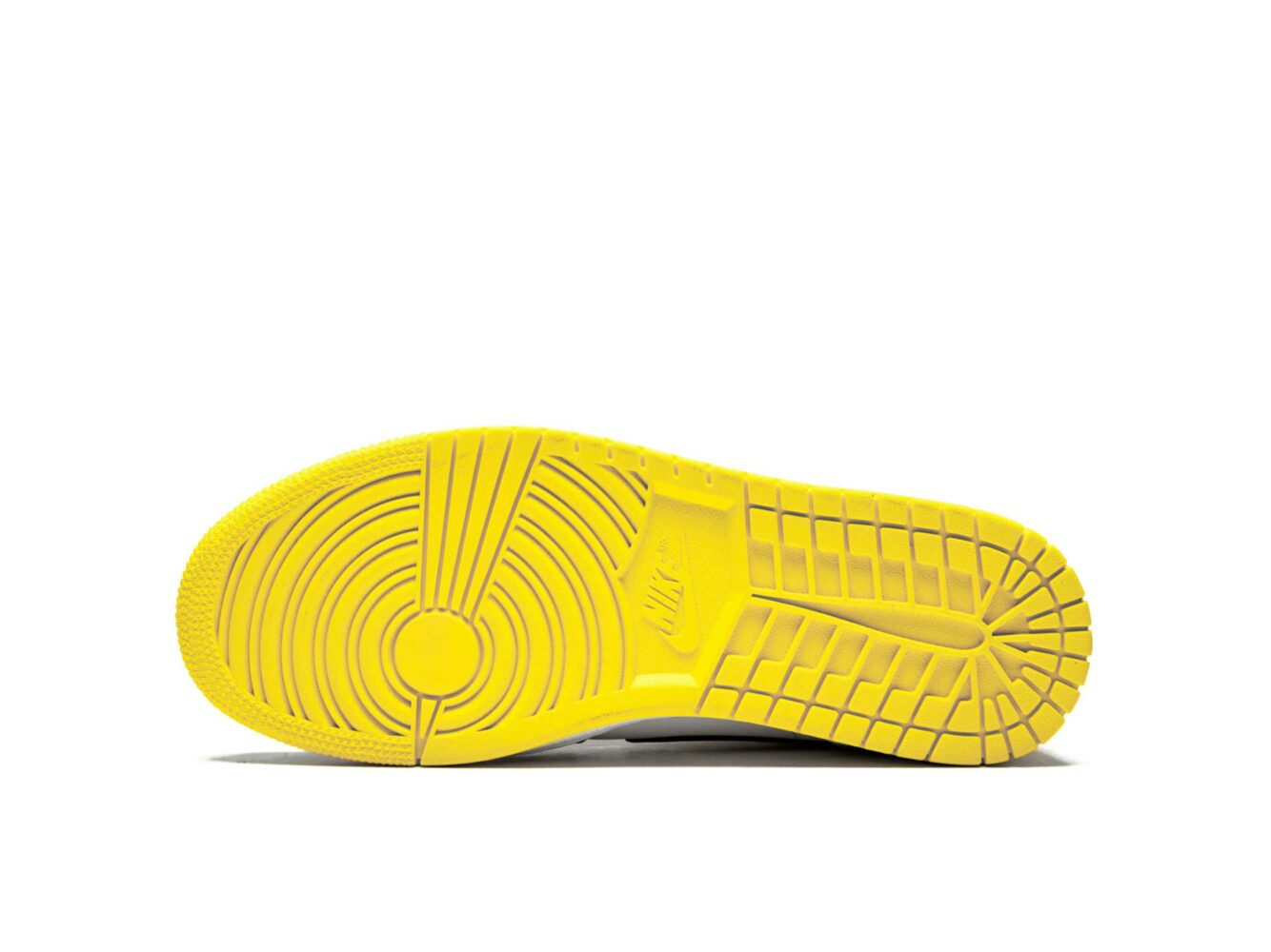 nike air Jordan 1 mid se yellow toe 852542_071 купить