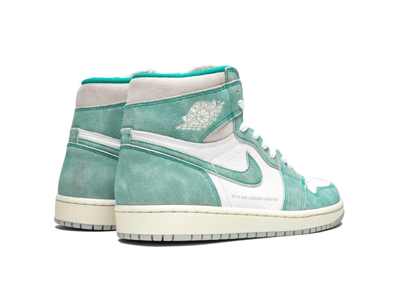 nike air Jordan 1 retro high og turbo green 555088_311 купить