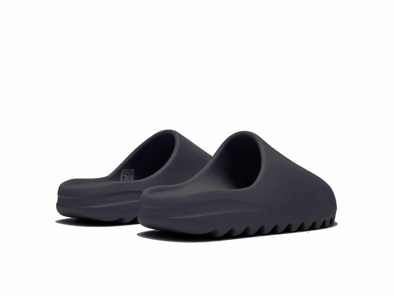 adidas yeezy slide core soot купить
