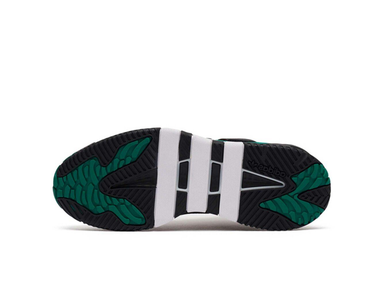 adidas niteball black green FW2477 купить