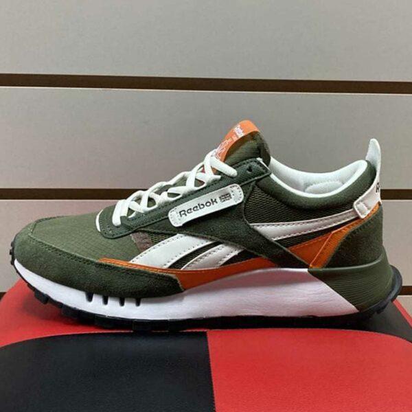 reebok classic leather legacy green FY7380 купить